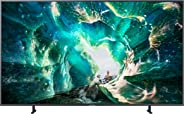 Samsung 82 Inch Flat 4K LED Smart TV- UA82RU8000KXZN-Series 8, (2019)