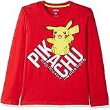 Peanuts By Kidsville Pokemon Boys' T-Shirt