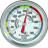 TFA Dostmann 14.1029 Thermomètre de cuisson en acier inoxydable 18/8 Argenté
