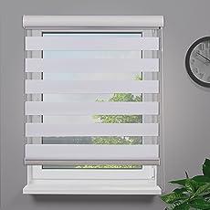Fensterdecor Duo-Rollo Doppelrollo mit Aluminiumkassette