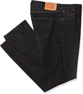 Levi's Men's 501 Button Fly B&t Straight Straight Jeans
