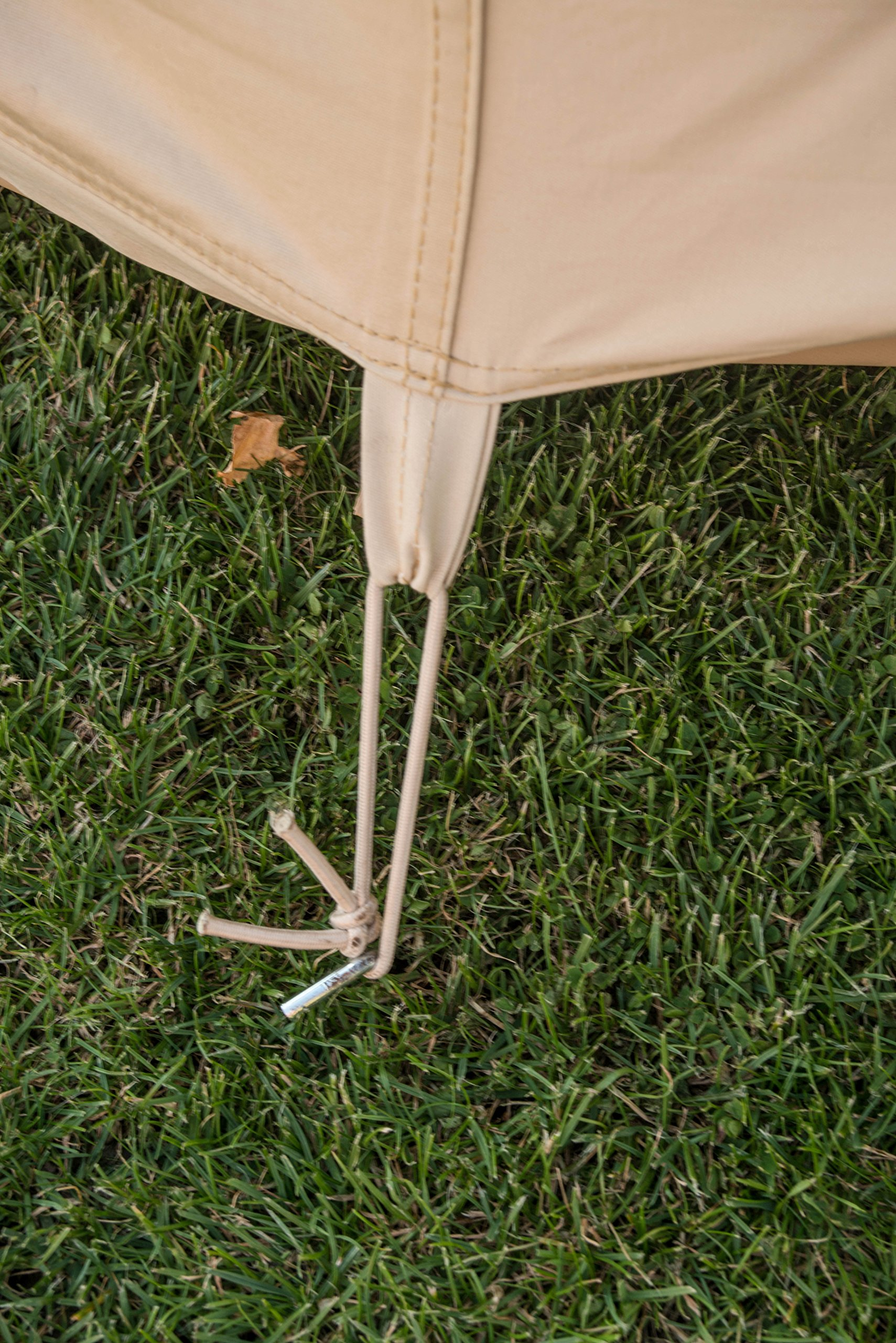 Bell Tent 3 metre with zipped in groundsheet by Bell Tent Boutique 6