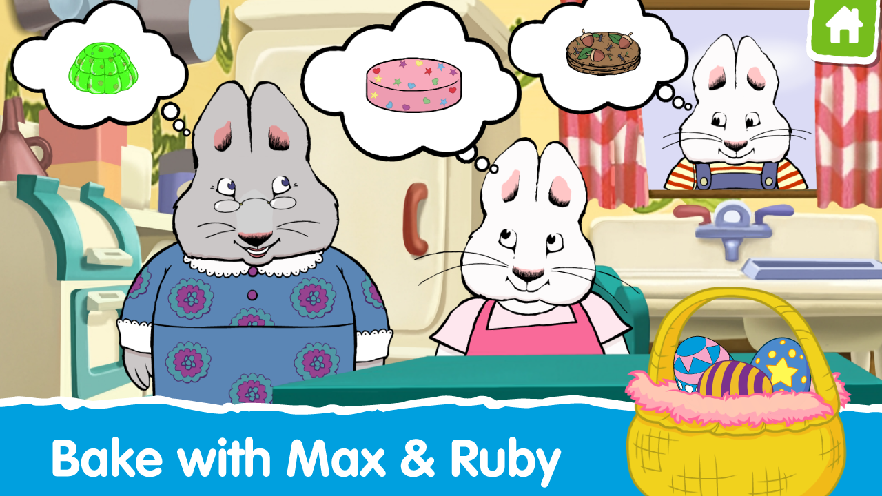 Max Amp Ruby Bunny Bake Off Amazon Fr Appstore Pour Android