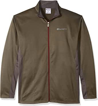 Champion Men's Warm Up or Track Jacket