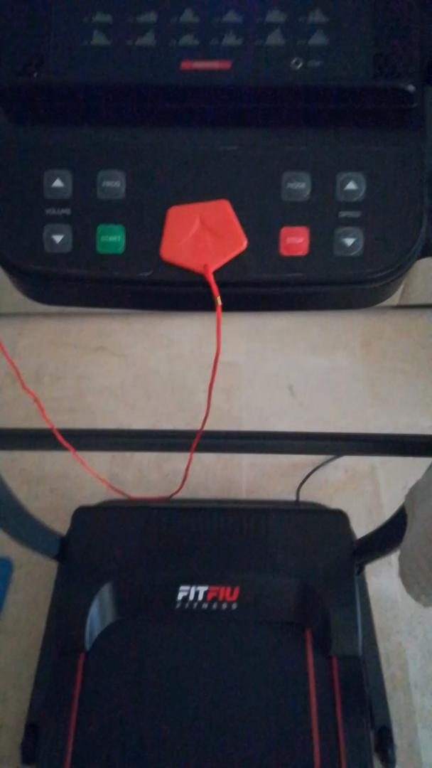 Amazon.es:Opiniones de clientes: Fitfiu Fitness MC200- Cinta de ...