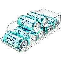 InterDesign Fridge/Freeze Binz bac de stockage pour frigo, box de rangement en plastique, boite rangement pour 9…