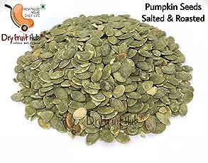 Dry Fruit Hub Pumpkin Seeds Salted Roasted 1kg