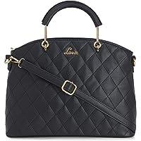 Lavie Babel Medium Satchel Women's Handbag (Black)