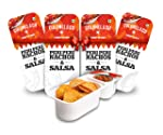 Colonel & Co Chip Peri Peri Nachos with Salsa, 75g (Pack of 4)