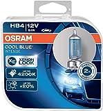 Osram 9006CBI-HCB COOL BLUE INTENSE HB4 Halogen, Scheinwerferlampe, 12V, Duo Box, 2 Stück, Anzahl 2