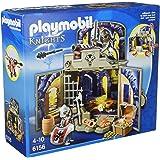 Playmobil 6156 - Coffret des Chevaliers du Loup, 89 Pièces