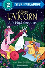 Uni's First Sleepover (Step Into Reading. Step 2) (Step Into Reading. Step 2: Uni) Paperback