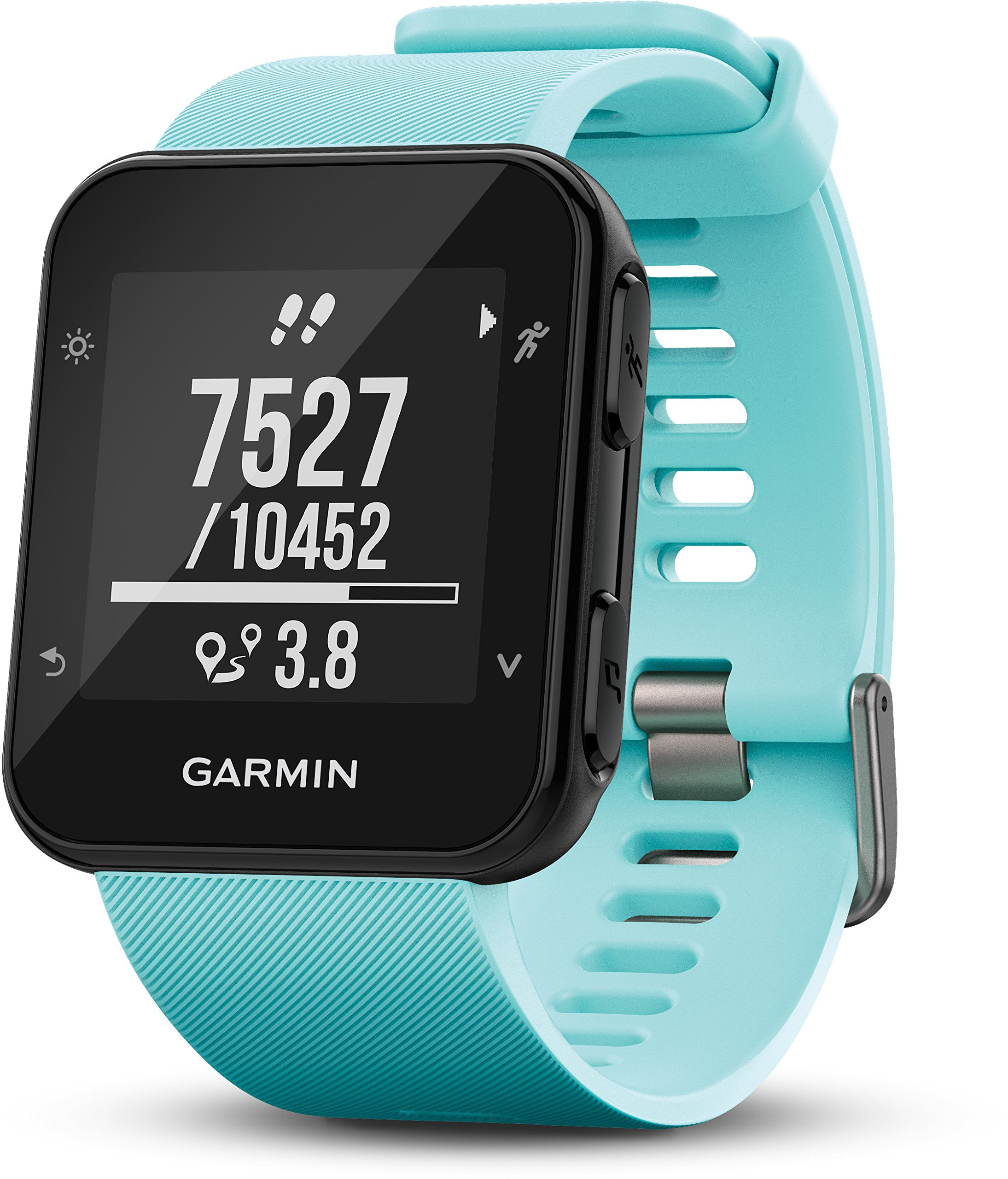 91pCorQYuhL - Garmin Forerunner 35 GPS Running Watch with Wrist-Based Heart Rate and Workouts,010-01689-12
