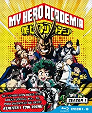 My Hero Academia - Season 01 Eps. 01-13 (Ltd. Edition) (3 Blu-Ray)