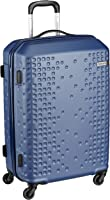 American Tourister Cruze ABS 70 cms Blue Hardsided Suitcase (AN6 (0) 01 002)
