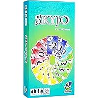 Magilano SKYJO, unterhaltsame Kartenspiel für Jung und Alt. Das ideale Geschenk für spaßige und amüsante Spieleabende im Freundes- und Familienkreis.