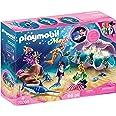 Playmobil Magic 70095 Nachtlamp In Schelp Met Meerminnen
