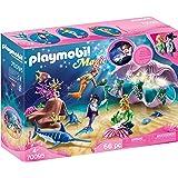 Playmobil - Concha de perla, Figurinas, Color Multicolor, 70095