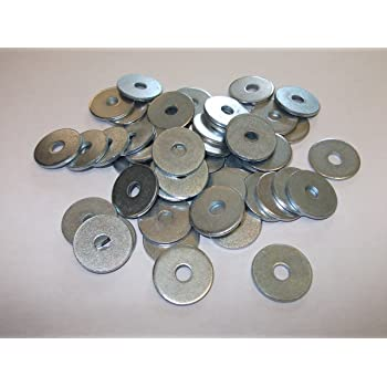 *Top Quality! Pack of 30 Pop rivet washers Suits 3.2mm Rivets M3 x 13mm