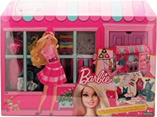 Barbie Fashion Designer Studio, Multi Color