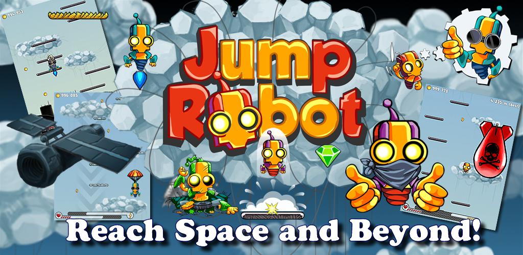 jump robot free space adventure amazoncouk appstore