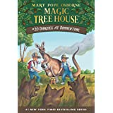 Magic Tree House #20: Dingoes at Dinnertime (A Stepping Stone Book(TM)) (Magic Tree House (R))