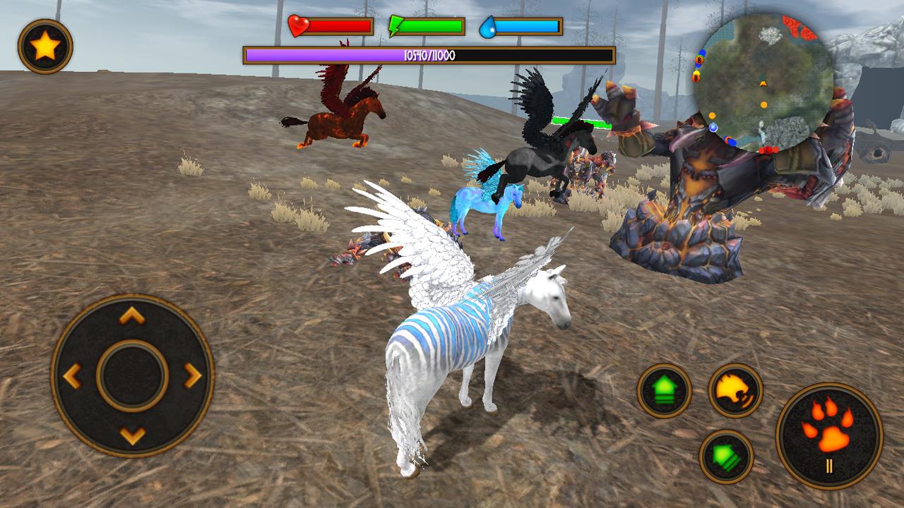 Pegasus Games