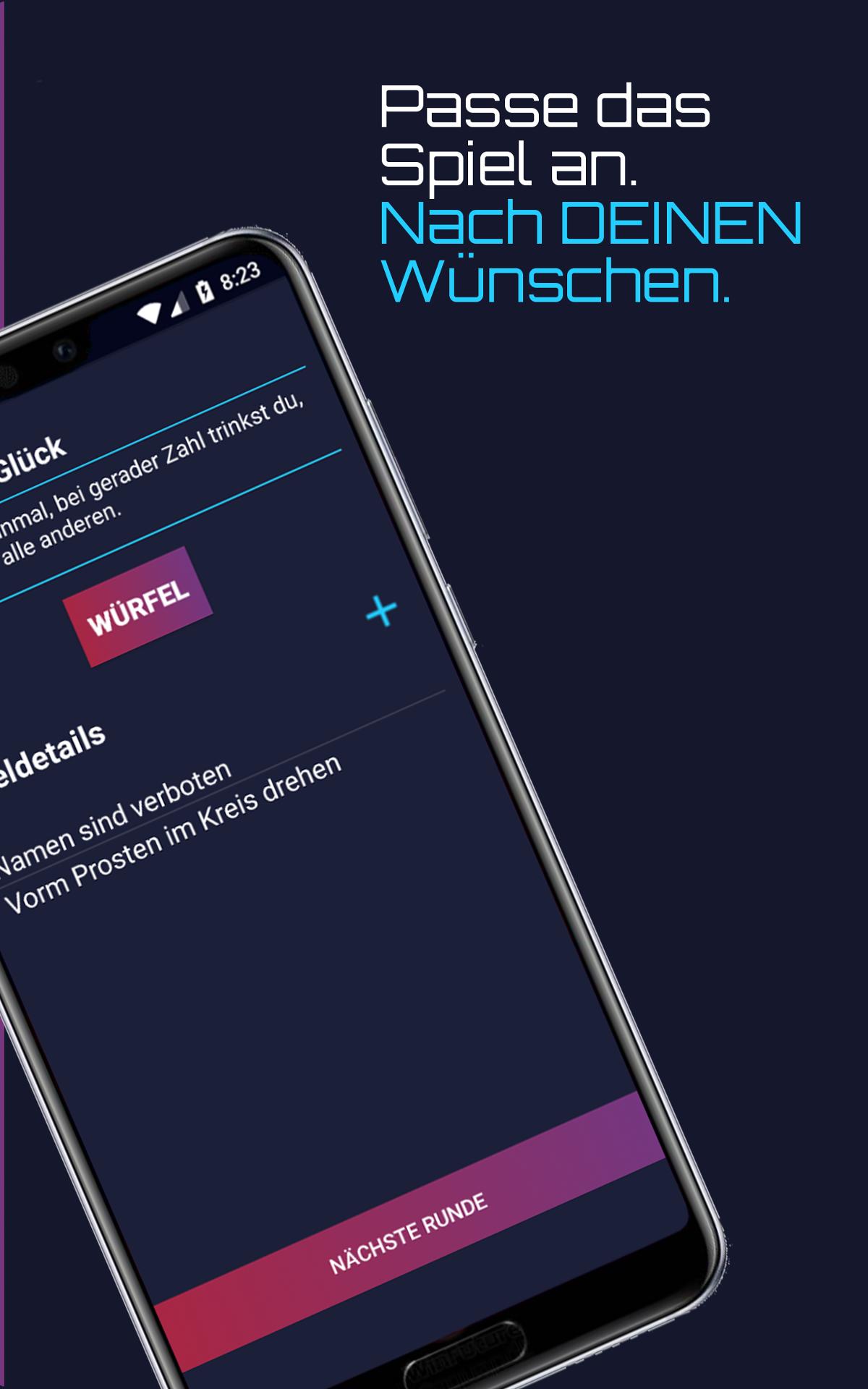 Trinkspiel App Android