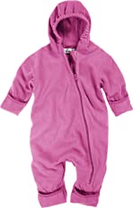 Playshoes Unisex Baby Overall Fleece