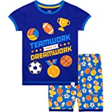Harry Bear Pijama Corta para niños Deportes