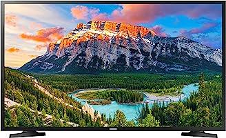 سامسونج تلفزيون 40 انش فل اتش دي ذكي - اسود، UA40N5300AKXZN