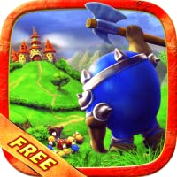 Bun Wars Free: Fun and Cool Tower real time defense game for boys, girls, kids, adults