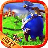Bun Krieg – der coole Kampf der Strategie! Kostenlose Spiele für Jungen, Mädchen, Kinder. App gratis