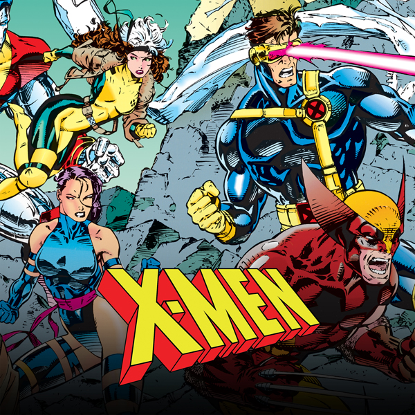 X-Men (1991-2001) (Collections) (5 Book Series)