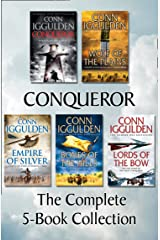 Conqueror: The Complete 5-Book Collection Kindle Edition