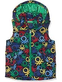 United Colors of Benetton Waistcoat, Chaleco para Niños