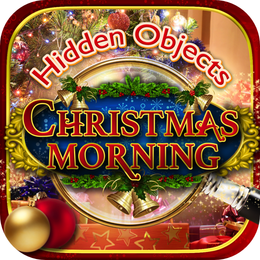 Hidden Objects: Magical Christmas Morning Adventures FREE