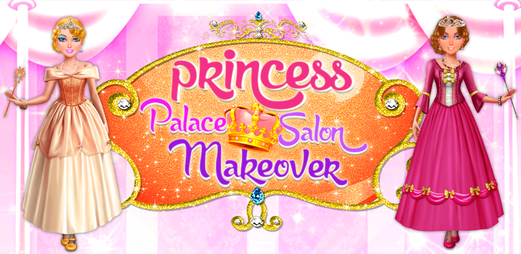 princess palace salon makeover spa le maquillage et habiller jeu pour les petites princesses. Black Bedroom Furniture Sets. Home Design Ideas