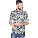 GUNIAA Digital Printed Full Sleeve Shirts