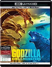 Godzilla: King of the Monsters (4K UHD & HD) (2-Disc)