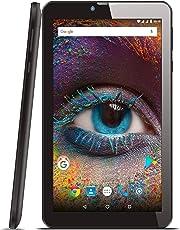 Odys PYRO 7 +3G 17,8 cm (7 Zoll), 1,3 Ghz QuadCore Prozessor, 16GB Flash Speicher, 2 GB RAM, Mali 400 MP2, Android 8.1) GPS, DUAL SIM, Schwarz