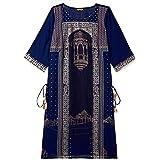 Aurelia Women's Rayon Straight Kurta (19AUA11010-501136_Blue_Small)