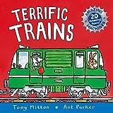 Amazing Machines: Terrific Trains: Anniversary edition