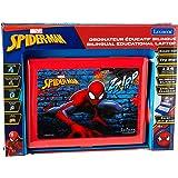 Disney Marvel Spider-Man - Ordinateur éducatif bilingue interactif - 124 activités pour découvrir : anglais, français, mathém