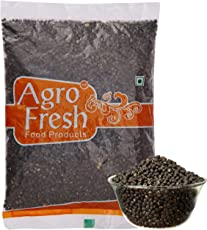 Agro Fresh Black Urad Dal Whole, 500g