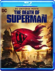 Death of Superman [Blu-ray]