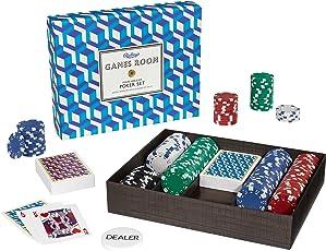 Games Room Spiele Raum Poker-Set