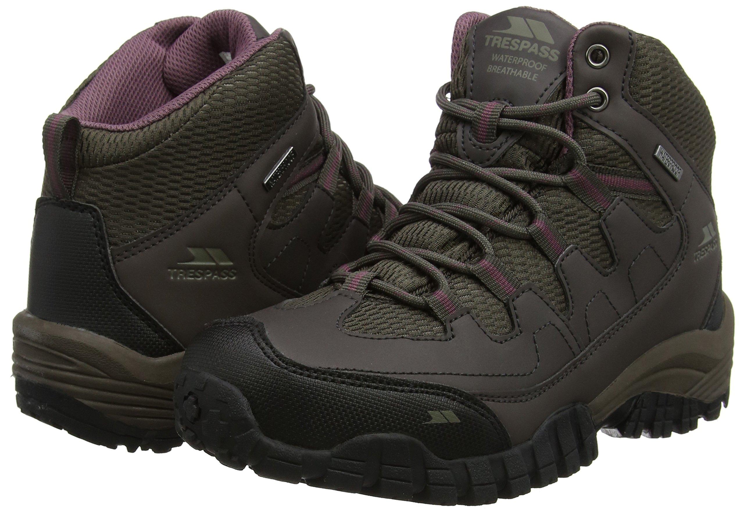 6cb459bb5e3 Trespass Mitzi, Women's High Rise Hiking Boots - UKsportsOutdoors