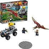 LEGO Jurassic World - La course-poursuite du Ptéranodon - 75926 - Jeu de Construction