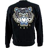 Kenzo Tiger Teddy Jacket Black